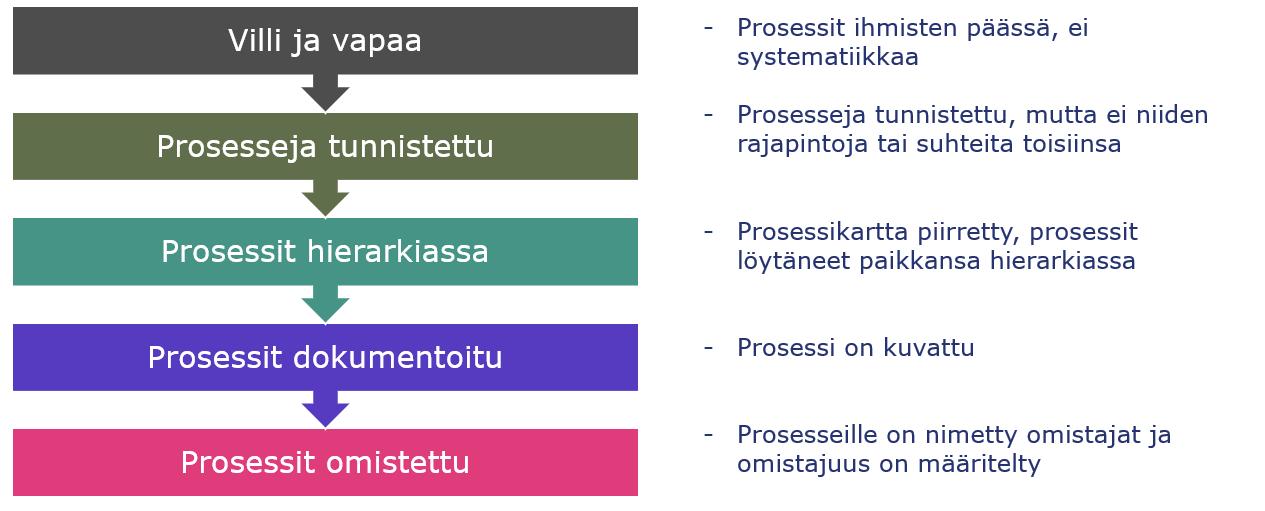 Prosessiarkkitehtuurin kehityspolku