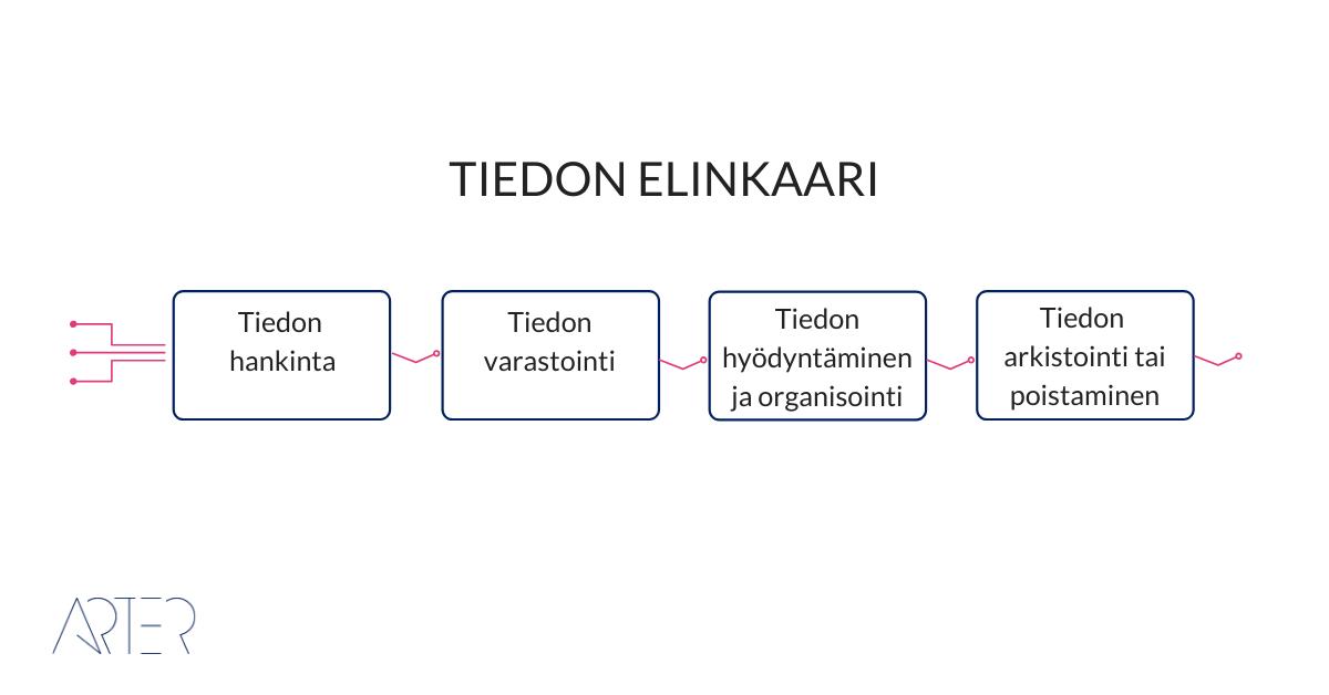 Tiedon Elinkaari