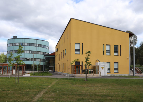 Kuva - KTO - Kehitysvamma-alan tuki- ja osaamiskeskus, päärakennus, IMS-asiakas