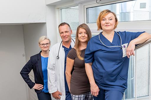 Kuva - Ylä-Savon SOTE Henkilosto Kuvituskuva